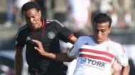 الأهلي توصل لإتفاق مع المصري محمد عبدالشافي على سبيل الإعارة