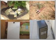 القبض على شخصين متهمين بسرقة خزنة مدرسة في تبوك