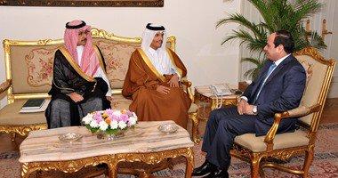 الديوان الملكي :  مصر وقطر استجابتا لمبادرة خادم الحرمين الشريفين