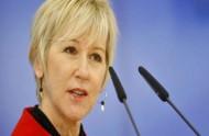السويد تعترف بدولة فلسطين والسلطة ترحب
