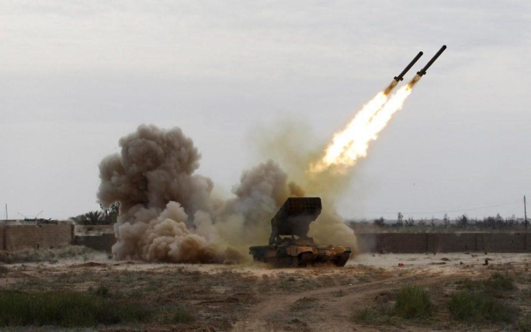 قوات التحالف العربى تعترض صاروخاً باليستياً أطلقته المليشيا الحوثية باتجاه المملكة