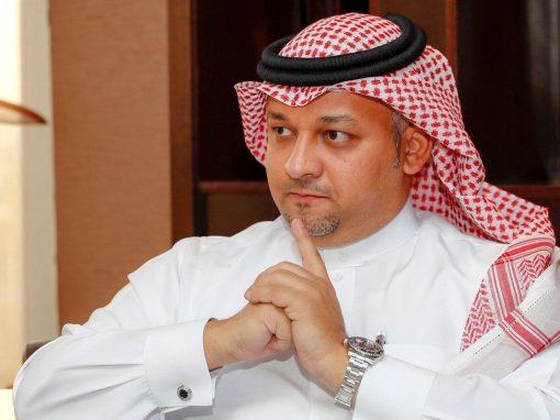 آل خليفة يبحث مع رئيس الاتحاد السعودي مبادرات تنمية كرة القدم الآسيوية