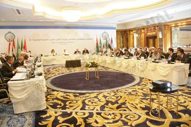 """وزراء النقل العرب يؤيدون ترشيح """"الإمارات"""" لعضوية مجلس """"IMO"""""""