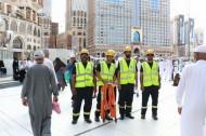 الأرصاد وحماية البيئة تحذر من هطول أمطار مصحوبة بزوابع رعدية على مكة المكرمة