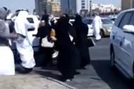 """شرطة الشرقية تنفذ حكم الجلد في """"متحرشي الظهران"""""""