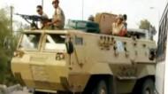 مصرع 7 وإصابة 20 من عناصر الجيش المصري في هجوم إرهابي بسيناء