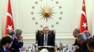 الرئيس التركي : تركيا سترحب بقيادات الإخوان