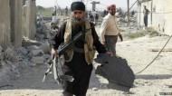"""تركيا تدرس إقامة """"منطقة عازلة"""" في مواجهة تنظيم الدولة الاسلامية"""