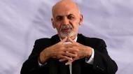 الحكومة الافغانية توقع اتفاقا امنيا جديدا مع الولايات المتحدة