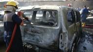 عشرات القتلى في تفجيرات بالعاصمة العراقية بغداد