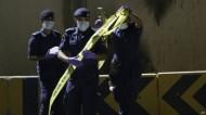 """إصابة ثلاثة من رجال الشرطة في """"تفجير إرهابي"""" بالبحرين"""