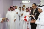افتتاح العناية المركزة لحديثي الولادة بمستشفى الولادة والأطفال بالاحساء
