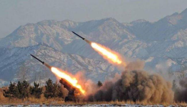 الدفاعات الجوية تعترض صاروخين باليستيين اطلقتهما ميليشيا الحوثي باتجاه جازان