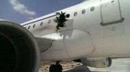 """حركة الشباب الصومالية تتبنى """"تفجير قنبلة"""" بطائرة قبل أقل من أسبوعين"""