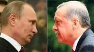 تركيا تعتذر عن إسقاط مقاتلة روسية على الحدود مع سوريا