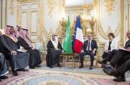 سفير المملكة لدى باريس ينوه بزيارة سمو ولي العهد للجمهورية الفرنسية