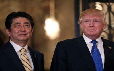 اتفاق أمريكى يابانى على زيادة الضغط على كوريا الشمالية
