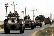 تصفية 241 إرهابي خلال مداهمات أمنية بشمال سيناء
