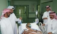 فريق طبي بمستشفى الرس العام ينقذ مريضا عمانيا من غرغرينا في امعائه