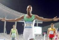 العداء فهاد السبيعي يحقق فضية سباق 200 م بالالعاب الآسيوية
