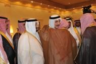 أمير جازان يستقبل المعزين في وفاة الملك عبدالله والمبايعين للملك سلمان