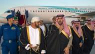 المسؤول عن شؤون الدفاع في سلطنة عمان يصل الرياض لتقديم واجب العزاء في وفاة الملك عبدالله