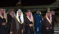 رئيس مجلس الأمة الكويتي يصل الرياض لتقديم واجب العزاء في وفاة الملك عبدالله