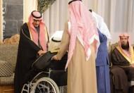 أمير الحدود الشمالية يستقبل المعزين والمبايعين لخادم الحرمين الشريفين سلمان بن عبدالعزيز