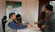 """""""نصرة الأشقاء"""" تتكفل بإيواء 130 عائلة سورية في منطقة عكار اللبنانية"""