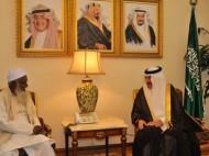 وزيرالحج يلتقي روساء وفود حج دول بنغلاديش والأردن ومالي