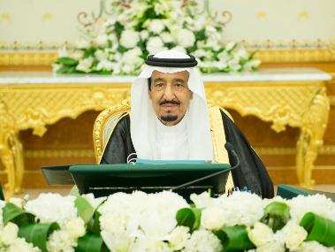"""مجلس الوزراء: قرار مجلس الأمن يمثل إقراراً بالتأييد لموقف المملكة وتأييداً لــ""""عاصفة الحزم"""""""