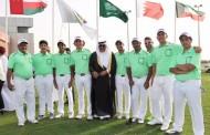 المنتخب السعودي للجولف يواصل تصدره للبطولة الخليجية
