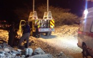 الهلال الأحمر بالباحة: انقاذ شخصين عالقا بإحدى المنحدرات بعقبة حميده
