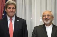 """""""كيري"""" يجتمع مع وزراء خارجية ايران ومصر والأردن"""