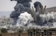 التحالف الدولي ينفذ 17 ضربة جوية ضد تنظيم داعش في العراق وسوريا