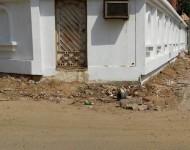 أمانة جدة : تم اصلاح الكيبل المكشوف بحي السليمانية الشرقية