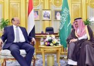 نائب خادم الحرمين الشريفين يستقبل الرئيس اليمني