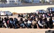 انقاذ اكثر من 1800 مهاجر من 6 قوارب قرب سواحل ليبيا