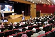 كرسي الملك عبدالله في الجامعة الإسلامية يقيم محاضرة حول المخطوطات