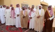 نائب وزير الشؤون الإسلامية يزور إدارة الأوقاف والمساجد بمحافظة حريملاء.