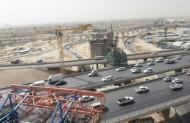 أمانة الرياض تنفذ أعلى جسر جنوبي العاصمة بطول 1660 متراً