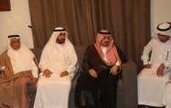 الأمير فيصل بن بندر يعزي أسرة اليحيى