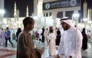 رئاسة المسجد النبوي تطلق برنامجاً لخدمات الزائرين الميدانية