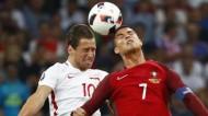 البرتغال تصعد إلى نصف النهائي بالفوز على بولندا