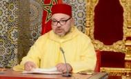العاهل المغربي يدعو إلى مواصلة التعبئة لمواجهة المؤامرات التي تحاك ضد بلاده
