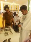 الدفاع المدني يدشن معرضاً لنشر ثقافة السلامة بين الحجاج بمطار الملك عبدالعزيز بجدة