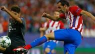 أتلتيكو مدريد يفقد خدمات جودين قبل مواجهة فالنسيا