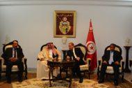 الفريق المحرج يرأس وفد المملكة بمؤتمر قادة الشرطة والأمن العرب بتونس