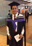 تعيين الدمجاني على المرتبه الثامنه في جامعة الجوف