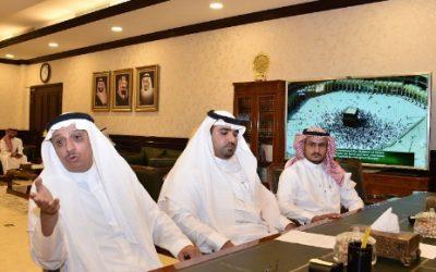 مدير جامعة أم القرى يدشن اتفاقية فن كتابة علم المخطوطات